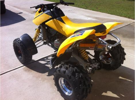 2002 Can-Am Ds 650 BAJA