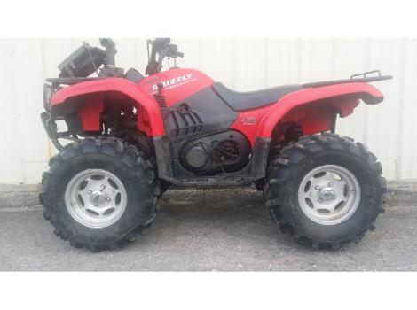 2004 Yamaha GRIZZLY 660