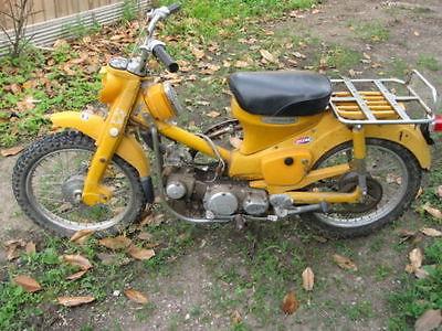 Honda : CT 1968 honda ct 90