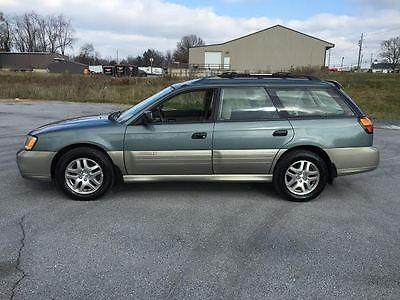 Subaru : Legacy L Wagon 4-Door 2001 subaru outback legacy wagon 4 cyl automatic awd all wheel drive clean