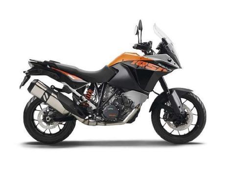 2015 KTM 1050 105