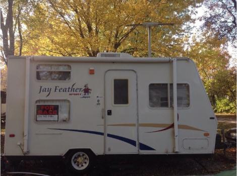 2004 Jayco Jay Feather Sport