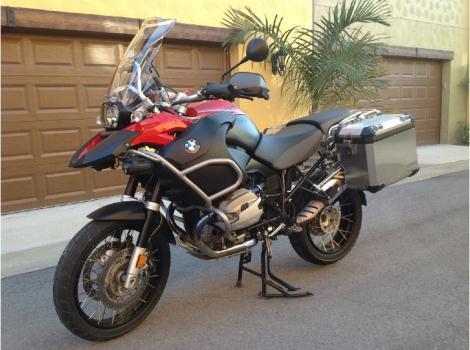 2012 bmw r 1200 gs adventure motorcycles for sale. Black Bedroom Furniture Sets. Home Design Ideas