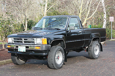 1987 toyota pickup cars for sale. Black Bedroom Furniture Sets. Home Design Ideas