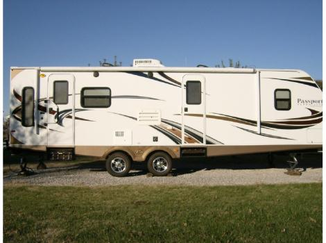 2014 Keystone Passport 2890RL