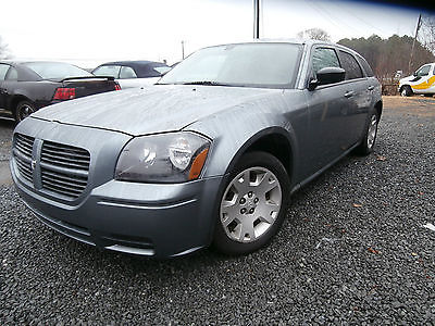 Dodge : Magnum 2007 Dodge Magnum SE Wagon 2.7L LOW RESERVE 2007 dodge magnum se wagon 2.7 l comfortable reliable family car low reserve