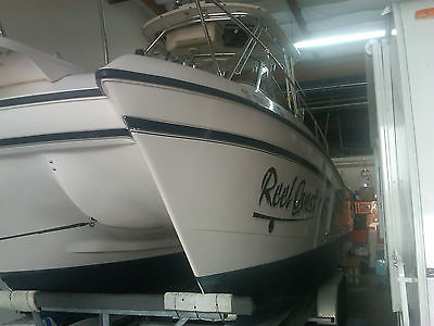 Grady White F26 in mint condition fully loaded fishing boat year 2000