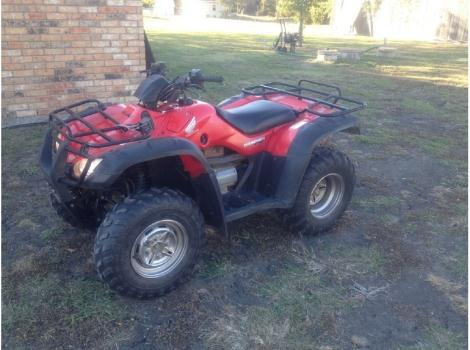 2006 Honda Rancher 4x4 Motorcycles for sale
