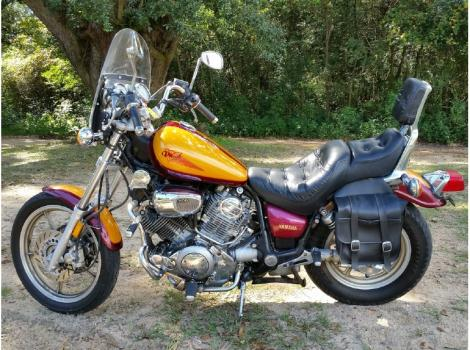 Yamaha virago 1100 motorcycles for sale for Yamaha virago 1100 saddlebags