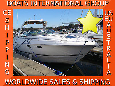 2004 Chaparral 310 FRESHWATER BOAT  AC KOHLER GEN CE We Ship/Export Worldwide