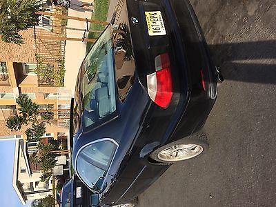BMW : 3-Series 330ci 2002 e 46 bmw 330 ci brilliant black coupe m trim suspension rims navigation