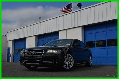 Audi : A8 A8L 3.0 TDI XENON LED PANORAMIC 4 ZONE CLIMATE +++ PREMIUM AS NEW FLOOD SALVAGE EXCELLENT EXPORT READY RUNS PERFECLY SAVE BIG