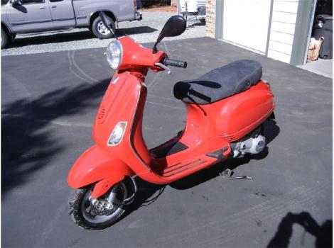 2007 Vespa Lx 150