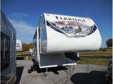 2011 Heartland Rv ElkRidge Express 26E