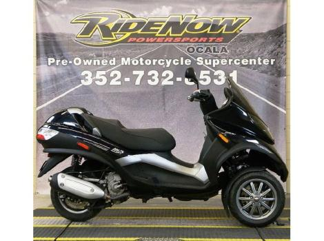 2007 Piaggio MP3 Three Wheeler