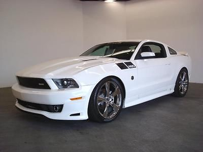 Ford : Mustang SALEEN 2010 saleen mustang sms supercars supercharged