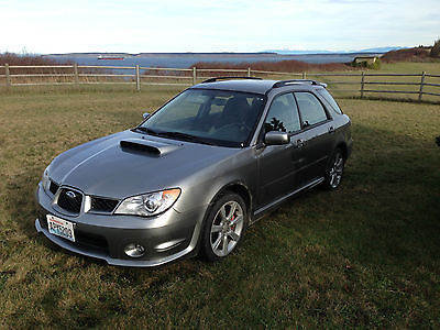 subaru impreza wagon 2007 cars for sale. Black Bedroom Furniture Sets. Home Design Ideas