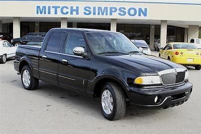 Lincoln blackwood loaded cars for sale for Mitch simpson motors cleveland ga