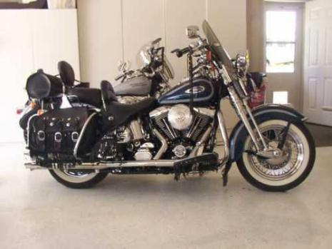 1999 Harley Davidson FLSTS Heritage Softtail Springer Cruiser In Omaha, AR