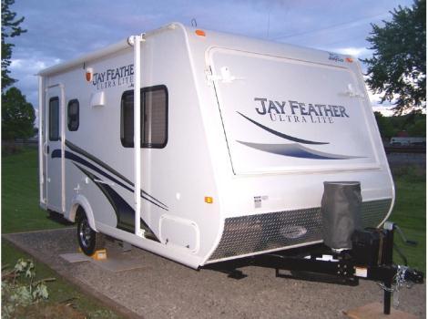 2012 Jayco Jay Feather Ultra Lite X17Z