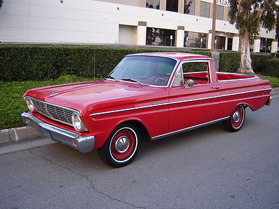 ford ranchero original 1965 ford ranchero truck 0