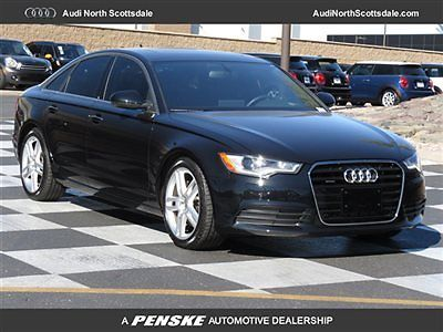 Audi : A6 -One Owner- Diesel- AWD- 2014 a 6 tdi quattro 5 k miles leather sun roof navigation heated seats financing