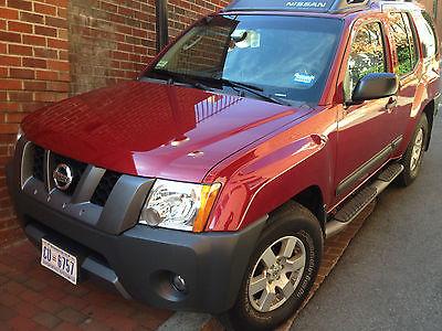 Nissan : Xterra Off-Road Sport Utility 4-Door 2005 nissan xterra off road sport leather seats new satellite radio 4 plugs mint