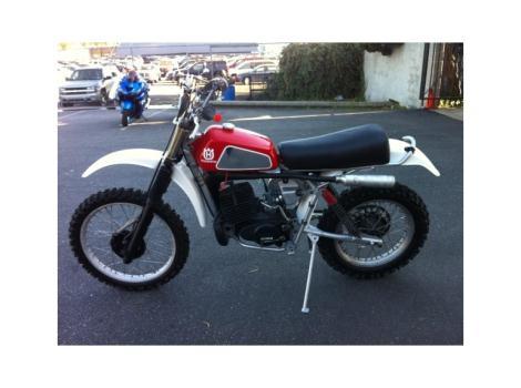 1978 Husqvarna 250CR