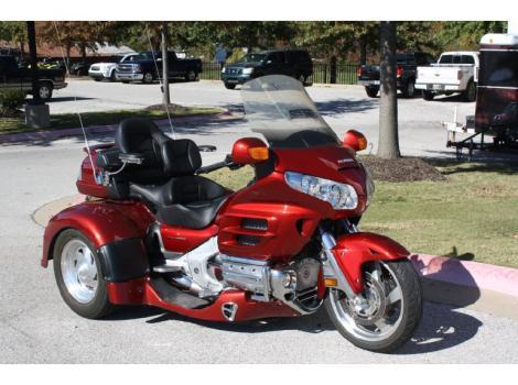 2008 Motor Trike, Inc. Goldwing 1800 Motor Trike
