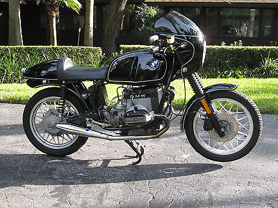 BMW : R-Series Show Quality BMW R-100 Airhead Cafe Racer