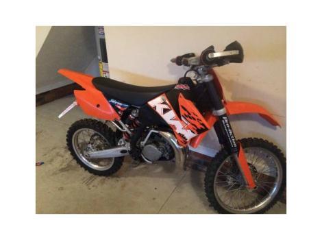 2008 KTM Sx 105