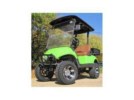 2011 Gsi Offroad Lifted Utility Yamaha Gas Golf Cart
