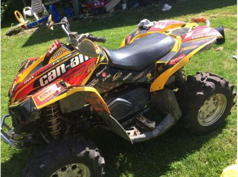2007 Can-Am Renegade 800R