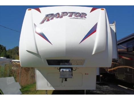 2008 Keystone Raptor 3602RL