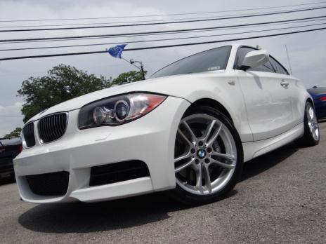 2011 BMW 1 Series 135i M Sport Pkge w/ 6 SPEED