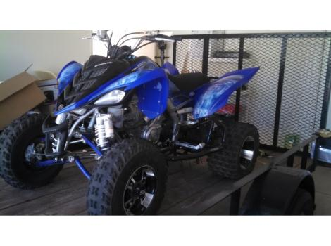 2008 raptor 700 motorcycles for sale for Yamaha raptor 700r for sale