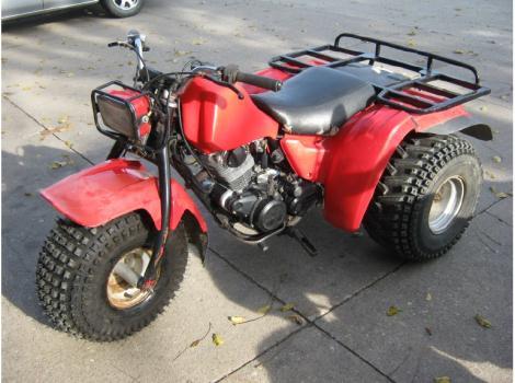 1984 Honda ATC200ES Big Red