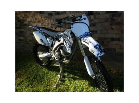 Dirt bikes for sale in montgomery texas for Honda yamaha montgomery al
