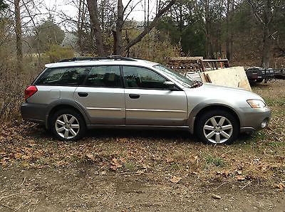 Subaru : Outback OUTBACK Subarau OUTBACK 2.5i AWD 4WD Recent tires, brakes, CV joints, control arms, etc