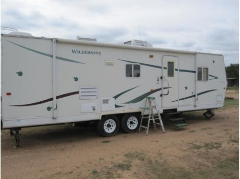 2001 Fleetwood Wilderness 31G