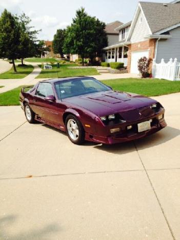 1992 Chevrolet Camaro for: $13000