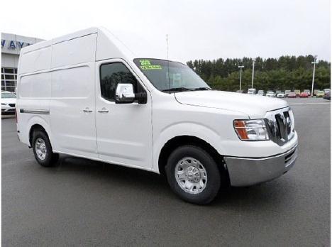 2012 Nissan NV Cargo NV3500 HD