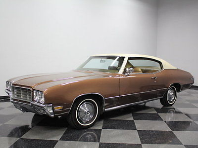 Buick : Skylark Custom ORIGINAL, MATCHING #'S 350 V8, AUTO, PWR WINDOWS, FACTORY A/C, SOLID N CLEAN!