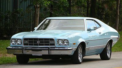 Ford : Torino GRAN SPORT 1973 ford torino gran sport 341 v 8 runs strong with solid body and interior