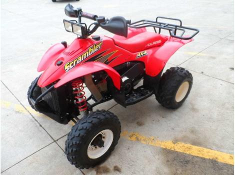 Polaris Scrambler 400 4x4 Motorcycles For Sale In Ohio