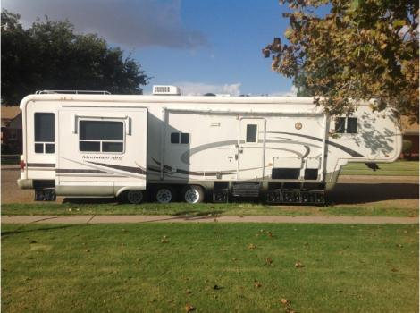 37 Foot 5th Wheel Rvs For Sale