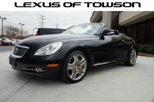 2009 lexus sc 430 cars for sale. Black Bedroom Furniture Sets. Home Design Ideas