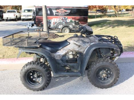2008 Honda Fourtrax Foreman Rubicon