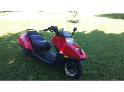 2000 Honda Helix CN250