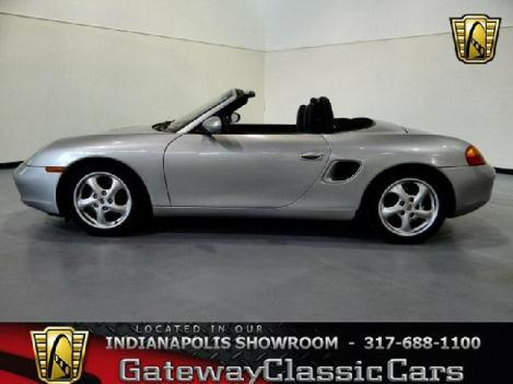 1998 Porsche Boxster for: $11495